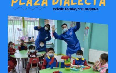 Plaza Dialecta Boletín Escolar #01