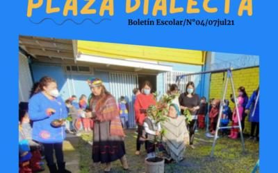 Plaza Dialecta Boletín Escolar #4