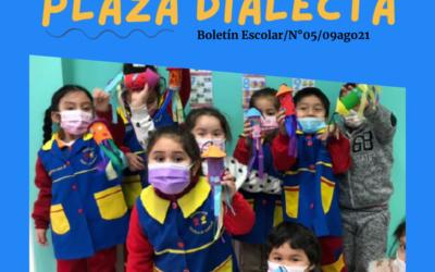 Plaza Dialecta Boletín Escolar #5